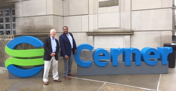 Cerner Health Conference CHC2018